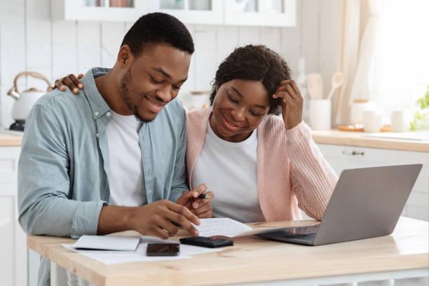 black planning their finances